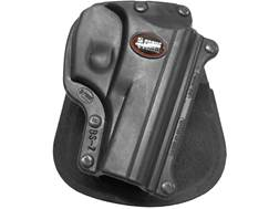 Fobus Standard Paddle Holster Right Hand Bersa Firestorm 380, Thunder 380 ACP Polymer Black