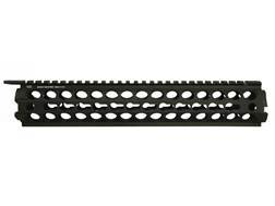Midwest Industries K-Series 2-Piece KeyMod Handguard AR-15 Rifle Length Aluminum Black