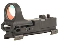 C-More Tactical Railway Reflex Sight 8 MOA Red Dot with Integral Picatinny Mount Polymer Matte