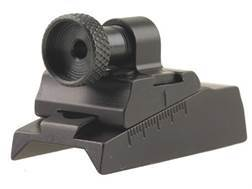 Williams WGRS-CVA Guide Receiver Peep Sight CVA Rifles with Octagon Barrel or Receiver Aluminum B...