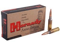 Hornady Match Ammunition 6.5 Creedmoor 140 Grain A-Max Boat Tail Box of 20