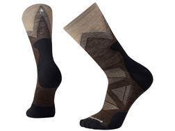 Smartwool Men's PhD Outdoor Approach Crew Socks Merino Wool/Nylon