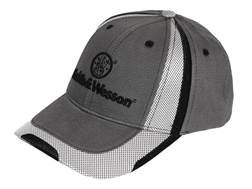 Smith & Wesson Stretch Fit Logo Cap Polyester Grey One Size Fits Most