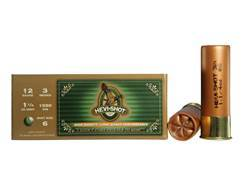 "Hevi-Shot Duck Waterfowl Ammunition 12 Gauge 3"" 1-1/4 oz #6 Non-Toxic Shot"