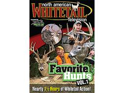 North American Whitetail Favorite Hunts Volume 1 DVD