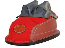 Edgewood Minigater Rear Shooting Rest Bag Tall with Slick Material Regular Ears and Wide Stitch W...