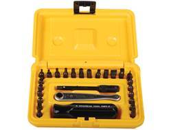Chapman Model 6810 27-Piece Deluxe Screwdriver Set with Torx Bits