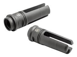 Surefire SOCOM Flash Hider Suppressor Adapter AK-47 M14x1 LH Thread Steel Matte
