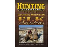 Petersen's Hunting Western Mountain Elk Adventures DVD