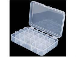 CED Storage Box Medium Polymer Clear