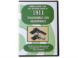 """""""1911 Series Disassembly & Reassembly"""" DVD"""
