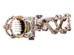 "Trophy Ridge React H5 5-Pin Bow Sight with Light .019"" Pin Diameter Right Hand Realtree XTRA Camo"