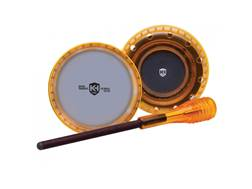 Knight & Hale Dual Threat Combo Pot Turkey Call