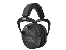 Pro Ears Stalker Gold Electronic Earmuffs (NRR 25 dB) Typhon