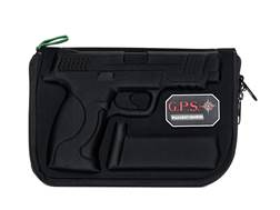 G.P.S. Custom Molded Pistol Case Smith & Wesson M&P Black