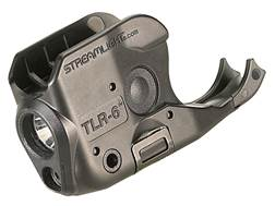 Streamlight TLR-6 Sig Sauer P238, P938 Weaponlight LED and Laser Polymer Black