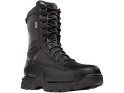 "Danner Striker II EMS 8"" Side-Zip Waterproof Tactical Boots Leather"