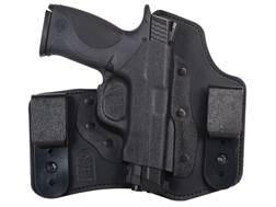 DeSantis Intruder Inside the Waistband Holster Right Hand S&W M&P 9mm Luger, 40 S&W Kydex and Lea...