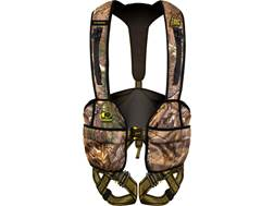 Hunter Safety System Hybrid Flex Treestand Safety Harness Realtree Xtra Camo