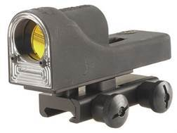 Trijicon RX06-14 Reflex Sight 1x 24mm 12.9 MOA Dual-Illuminated Amber Triangle Matte with Flat-To...