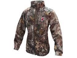 ScentBlocker Women's Sola Knock Out Jacket Polyester Realtree Xtra Camo Small 4-6