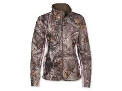Browning Women's Hell's Belles Ultra-Lite Jacket Polyester Realtree Xtra and Pink Camo