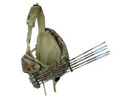 GamePlan Gear Spot-n-Stalk Quiver Backpack Left Hand Polyester Realtree AP Camo