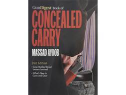 """Concealed Carry 2nd Edition"" Book by Massad Ayoob"