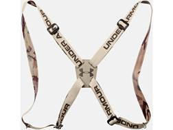Under Armour Binocular Harness Elastic Highland Buff/Ridge Reaper Barren Camo/Hearthstone