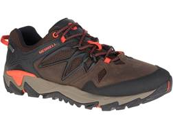 "Merrell All Out Blaze 2 4"" Waterproof Hiking Shoes Leather/Nylon Men's"
