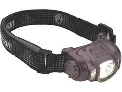 Coleman Multi-Color Headlamp LED with 3 AA Batteries Polymer Gray