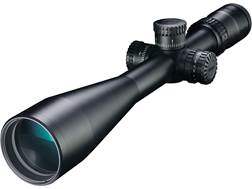 Nikon BLACK X1000 Rifle Scope 30mm Tube 6-24x 50mm 1/10 Mil Adjustments Side Focus Illuminated X-...