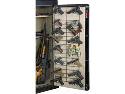 Rack'Em Racks The Maximizer Full Door 16 Pistol Rack Black