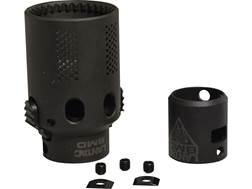 LANTAC BMD 556 Blast Mitigation Device For LANTAC Dragon Muzzle Brake Steel