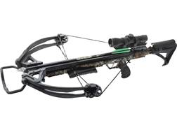 Carbon Express Blade Pro Crossbow Package with 4x32 Scope Disruptive Camo