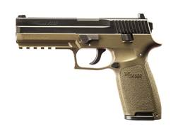 Sig Sauer P250 Air Pistol 177 Caliber Pellet