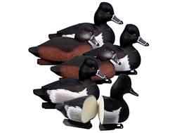 Higdon Standard Foam Filled Ringneck Duck Decoy Polymer Pack of 6