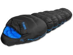 Klymit KSB 20 Degree Oversized Down Sleeping Bag Polyester Black
