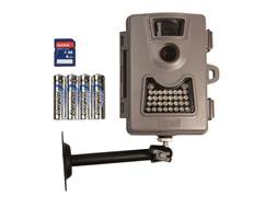 Bushnell Low Glow Game Camera Combo 6 Megapixel Gray