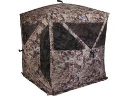 Ameristep Warlock Ground Blind Polyester Kryptek Highlander Camo