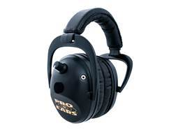 Pro Ears Predator Gold Electronic Earmuffs (NRR 26 dB) Black