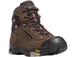 "Danner Mt. Adams 4.5"" Waterproof Hiking Boots Leather and Nylon Brown Men's"