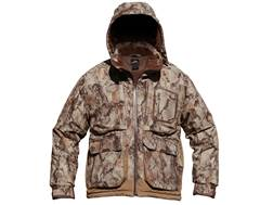 Natural Gear Men's Ultimate Waterfowler Jacket Waterproof Insulated Polyester Natural Gear Natura...