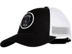Beretta Men's USA Trucker Mesh Back Logo Cap Cotton/Polyester