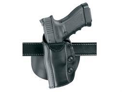 Safariland 568 Custom Fit Belt & Paddle Holster Left Hand Browning Hi-Power, 1911 Government Comp...