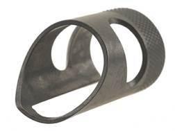 "NECG Universal Front Ramp Window Hood .630"" Diameter for Fiber Optic Sight Steel Blue"