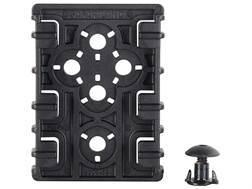 Safariland ELS 35 Receiver Plate Polymer Black Package of 2