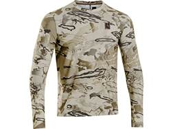 Under Armour Men's UA Ridge Reaper Nutech Shirt Long Sleeve Polyester Ridge Reaper Barren Camo