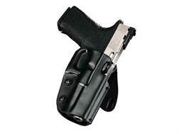 Galco M5X Matrix Paddle Holster Left Hand 1911 Government Polymer Black