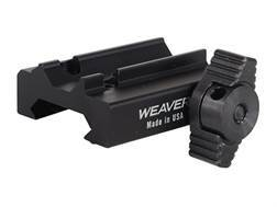 Weaver Tactical Compact ACOG Mount Picatinny-Style Matte